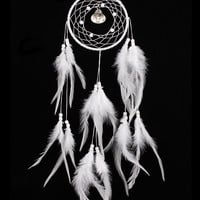 White Dream Catcher [6284168390]