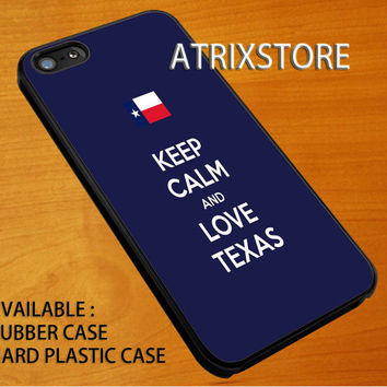 keep calm and love texas,Accessories,Case,Cell Phone,iPhone 5/5S/5C,iPhone 4/4S,Samsung Galaxy S3,Samsung Galaxy S4,Rubber,21-06-5-Dz