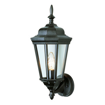 Trans Globe Lighting 4095VG Waldorf 17 Inch Outdoor Lantern -Verde Green - (In VG-Verde Green)