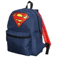 Men's Superman Reversible Backpack