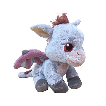 Shrek Plush Forever After Plush Toys Shrek Flying Donkey, Flying Dragon Plush Toys 30cm PP Cotton Soft