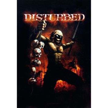 Disturbed - Divide & Conquer Tapestry