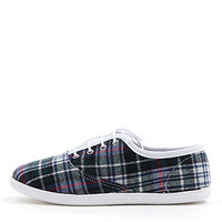 Unisex Flannel Tennis Shoe