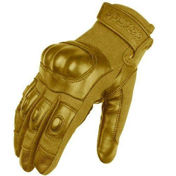 Syncro Tactical Glove Color- Tan (XX-Large)