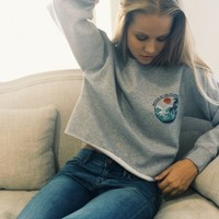 Nancy Natives Sweatshirt - Brandy Melville