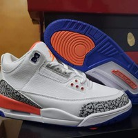 "Air Jordan 3 ""Knicks Rivals"" - Best Deal Online"