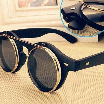 Steampunk Goth Sunglasses