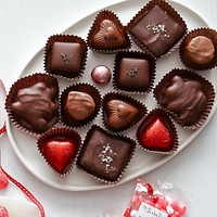 Valentine's Day Chocolate Sampler