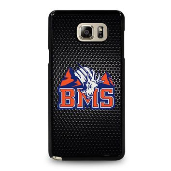 BMS BLUE MOUNTAIN STATE Samsung Galaxy Note 5 Case Cover