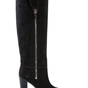 DCCKIN3 Sergio Rossi knee high boots