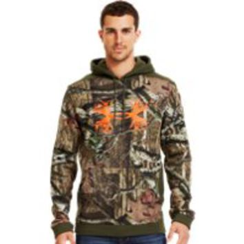 Under Armour Mens Charged Cotton® Storm Camo Antler Hoodie