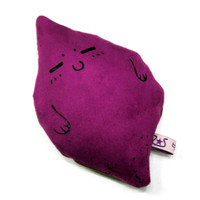 Violet Sweet Potato Mouse Cushion