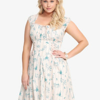 Disney Cinderella Ruffle Dress