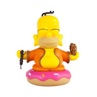 Homer Buddha 3 inch Mini Figure The Simpsons x Kidrobot - Pre-order