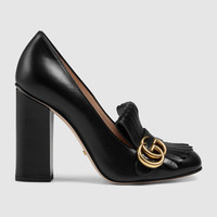 Gucci Leather pump