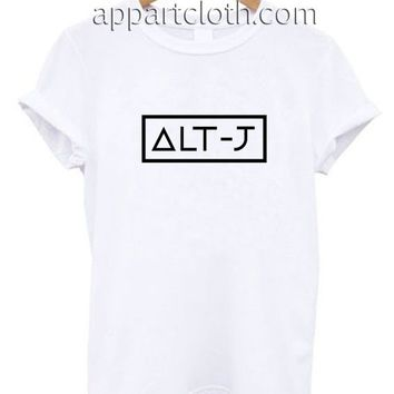 Alt-J Record covers Funny Shirts, Funny America Shirts