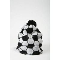 Soccer Ball Winter Hats - Set of 2 | Exceptional Value
