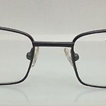 NEW AUTHENTIC GIORGIO ARMANI GA 241 COL LA1 GUNMETAL EYEGLASSES FRAME 51MM