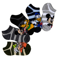 Mickey Mouse - Mickey's Gang Kids Boys Socks 5-Pack