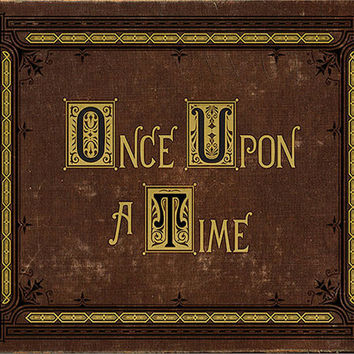 Henry's Once Upon A Time Storybook - full size - Made To Order