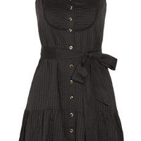 ALICE by Temperley Honey cotton dress - 55% Off Now at THE OUTNET