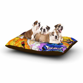 "Rebecca Fisher ""Tucker"" Bulldog Dog Bed"