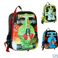 Wholesale Hot Wheel Designed Backpacks for Boys Manufacturers & Suppliers 2016