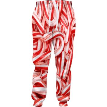 Candy Cane Joggers