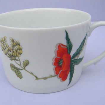 Limoges Ceralene Coffee cup  -  Dioraflor A Raynaud design