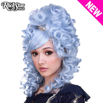 RockStar Wigs®  Marie Antoinette Collection - Powder Blue - 00477