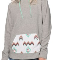 Empyre Slater Dusty Chevron Hoodie