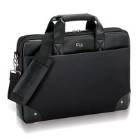 Solo Luggage, Executive Vintage 15.6-in. Laptop Bag (Black)