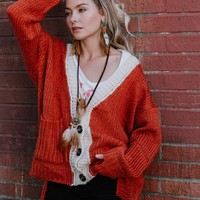 Retro Romance Cardigan Sweater