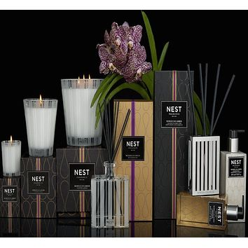 Moroccan Amber Fragrance Collection by Nest