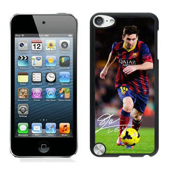 Generic FC Barcelona Lionel Messi Case for IPod Touch 5th