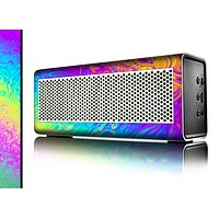 The Neon Color Fushion V2 Skin for the Braven 570 Wireless Bluetooth Speaker