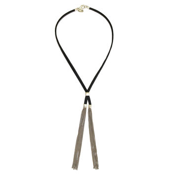 Girl Tie necklace