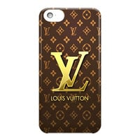 Louis Vuitton Gold  For iPhone 5 / 5S / 5C Case