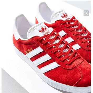 Adidas Originals Superstar GAZELLE City Pack Sneaker Red