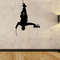 Soldier Wall Decal Sticker Art Decor Bedroom Design Mural interior design soldie family home decor room decor army battle