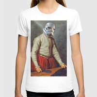 Tailor trooper T-shirt by Startistunknown | Society6