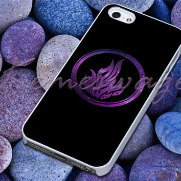 Divergent Dauntless Cover - iPhone 4 4S iPhone 5 5S 5C and Samsung S3 S4 Case