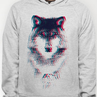Act like a wolf.  Hoody by Mason Denaro | Society6