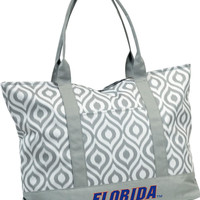 Florida Gators NCAA Ikat Tote