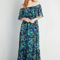 Boho Long Sleeveless Maxi Before and Afterglow Dress