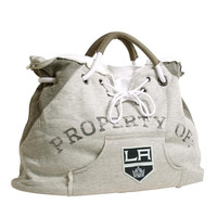 Los Angeles Kings NHL Property Of Hoodie Tote