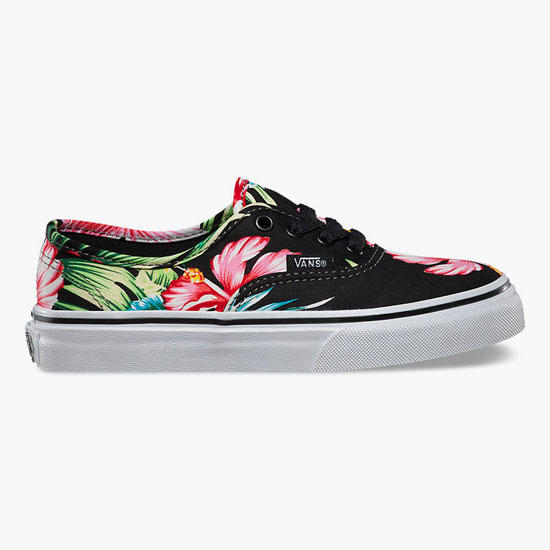 Vans Hawaiian Floral Authentic Girls From Tilly S Things