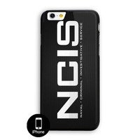 Ncis American Police iPhone 6 Case