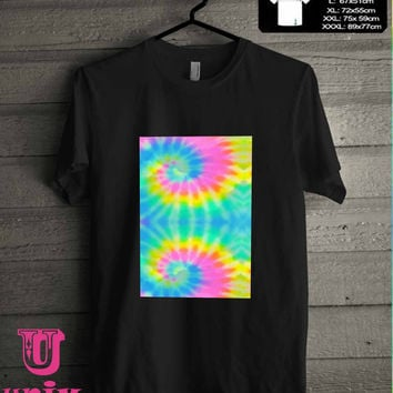 tie dye T-Shirt for man shirt, woman shirt **