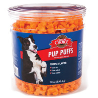 Grreat Choice® Pup Puffs Dog Treat